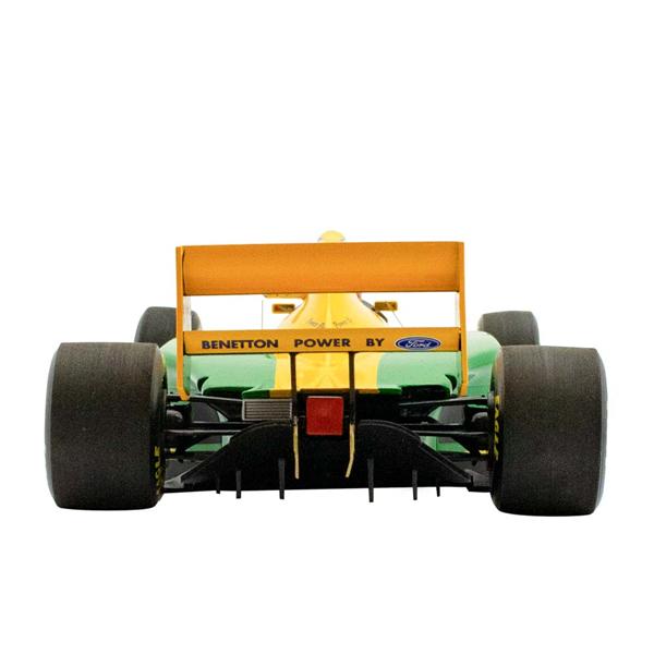 Model Michael Schumacher Benetton Ford B193B Portugal GP Winner 1993 1/18
