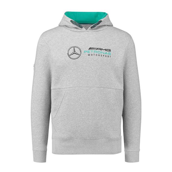 Mikina Mercedes Germany AMG Petronas F1 Team šedá