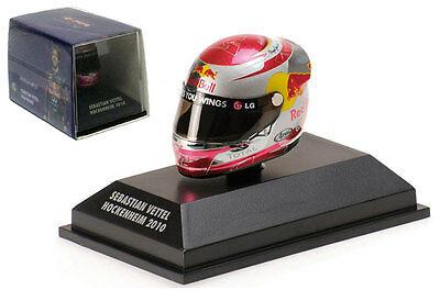 Minichamps Arai Helma Nemecko Hockenheim 2010 - Sebastian Vettel 1/8 Scale