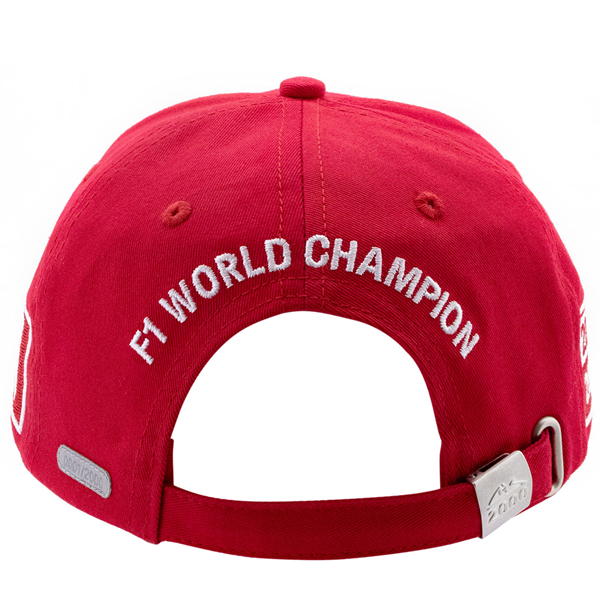 Šiltovka Michael Schumacher  World Champion 2000 Limited Edition red