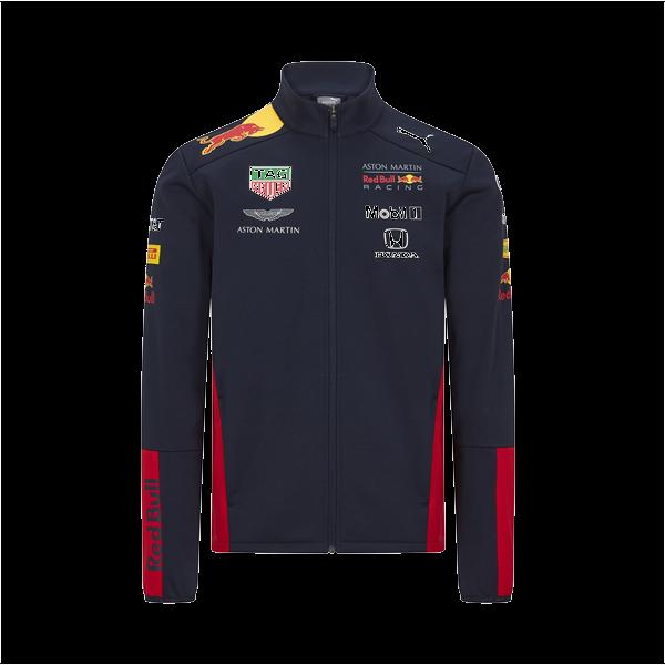 Vetrovka Softeshell Red Bull Racing F1 Men's Team