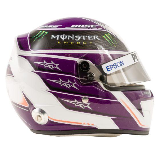 Helma Lewis Hamilton 2020 Mercedes Bell 1:2