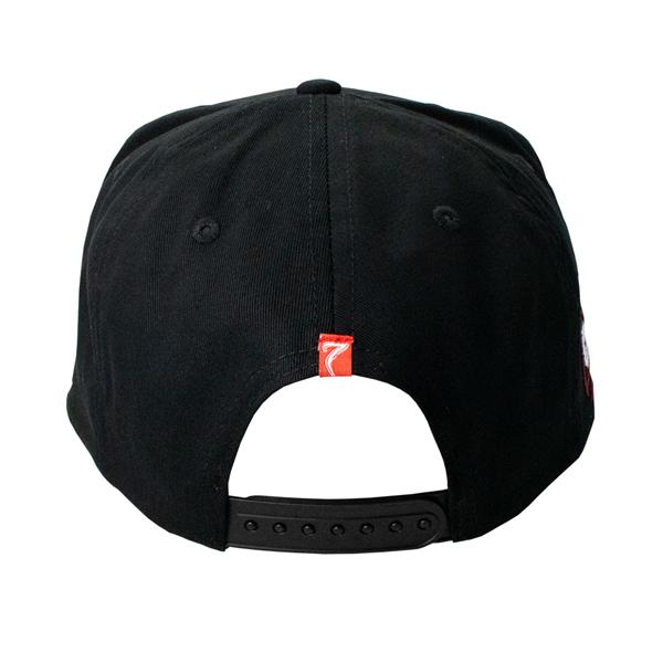 Šiltovka Kimi Räikkönen Cap Script Logo Flatbrim black