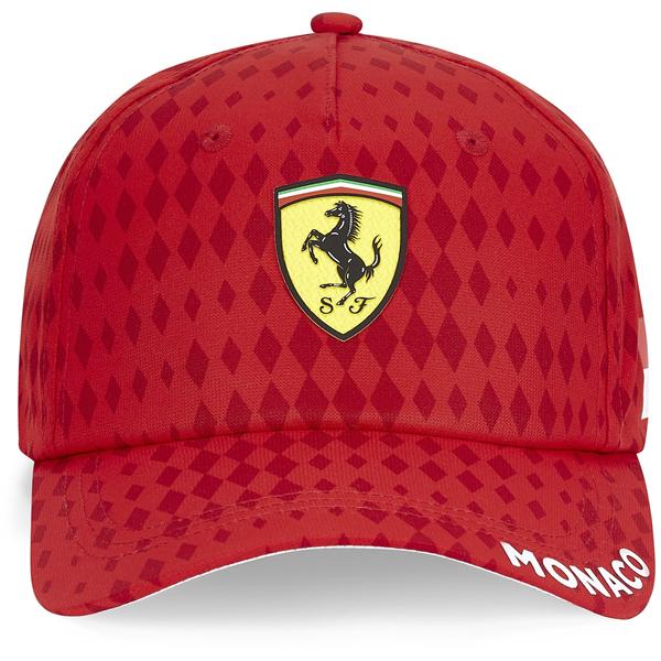 Šiltovka Scuderia Ferrari Monako