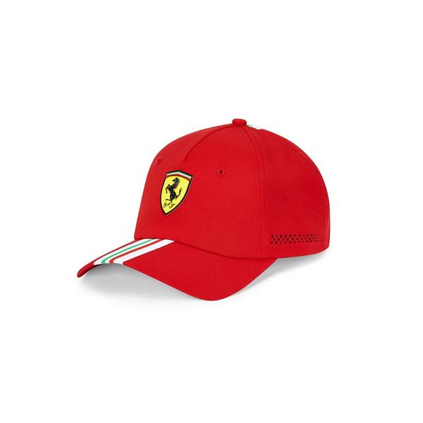 Šiltovka Scuderia Ferrari Italian Flag