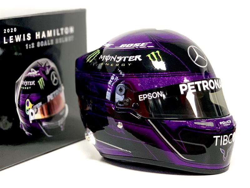 Helma Lewis Hamilton Black Purple