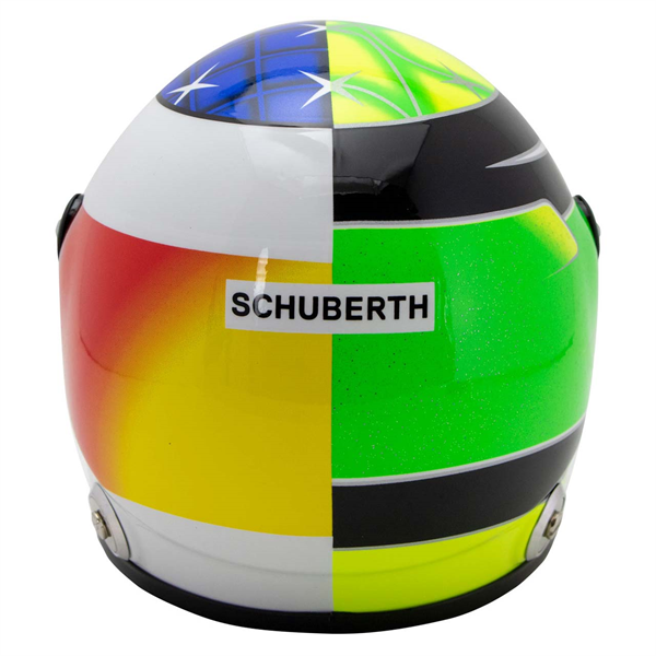 Helma Mick Schumacher  Belgium Spa 2017 1/2