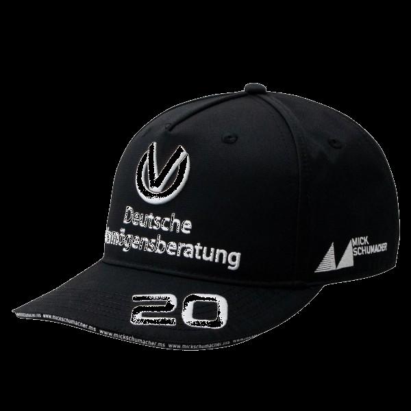 Mick Schumacher Šiltovka 2020 čierna