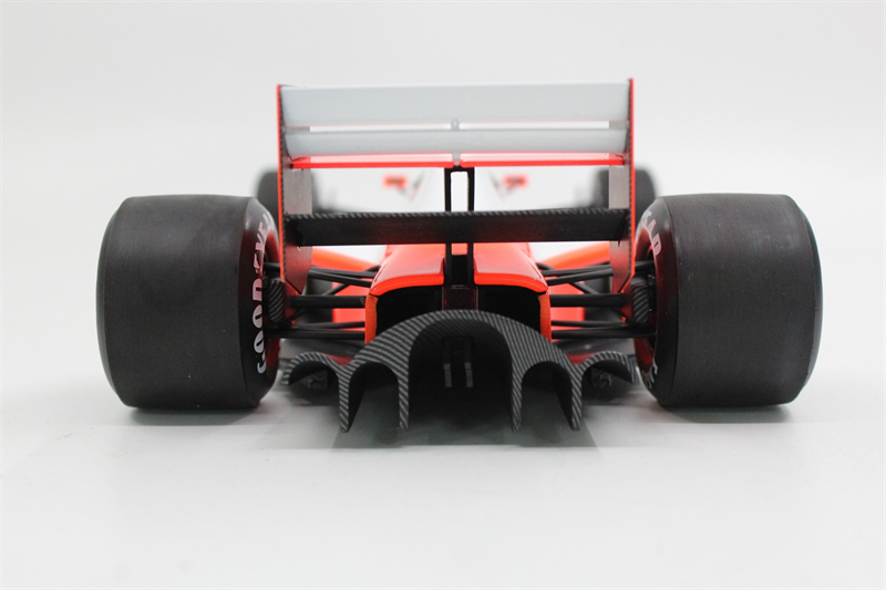 GP REPLICAS MODEL McLAREN F1 MP4/5B N 27 SEASON 19 Ayrton Senna