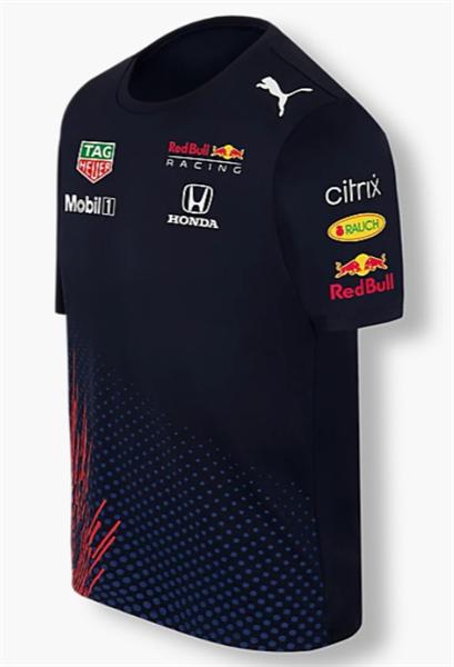 Tímové tričko Red Bull