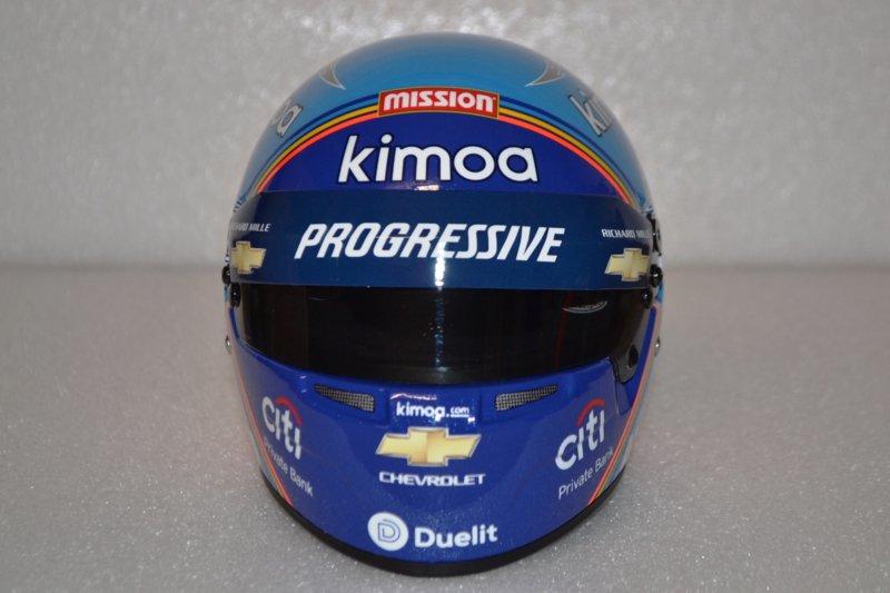 Helma Jazdca Fernando Alonso McLaren Chevrolet