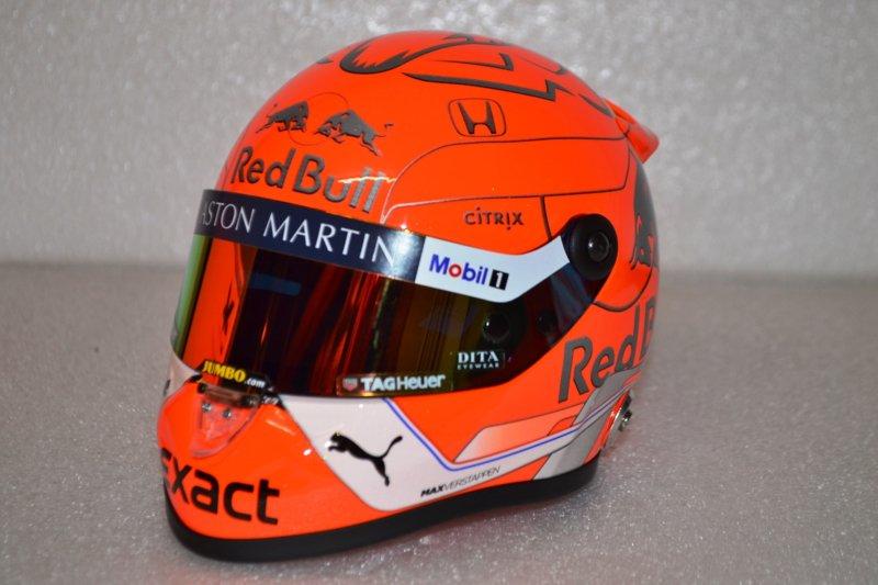 Helma MAX VERSTAPPEN BELGIUM GP 1:2 2019
