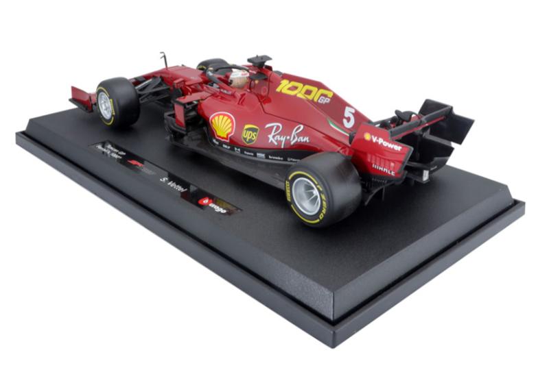 Bburago Model Scuderia Ferrari SF1000 Sebastian Vettel