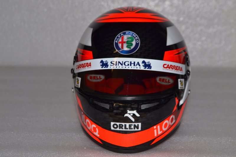 Helma Kimi Räikkönen 2020 Alfa Romeo 1:2