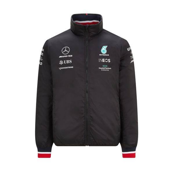Tímová vetrovka AMG Mercedes F1 Padded