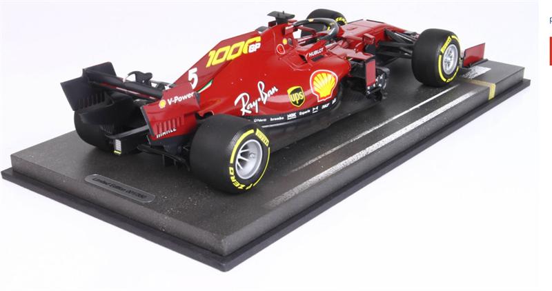 BBR Model Ferrari SF1000 Gran Premio Della Toscana