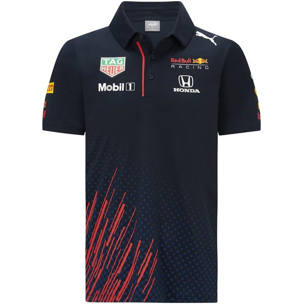 Tímová polokošeľa  Red Bull Racing