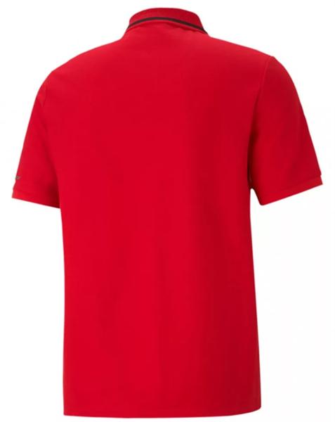Polokošeľa Scuderia Ferrari červená