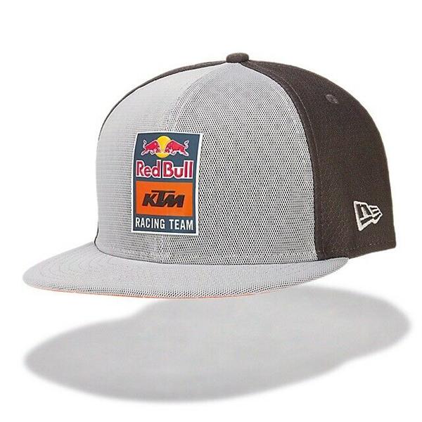 Šiltovka Red Bull KTM refl  Flat