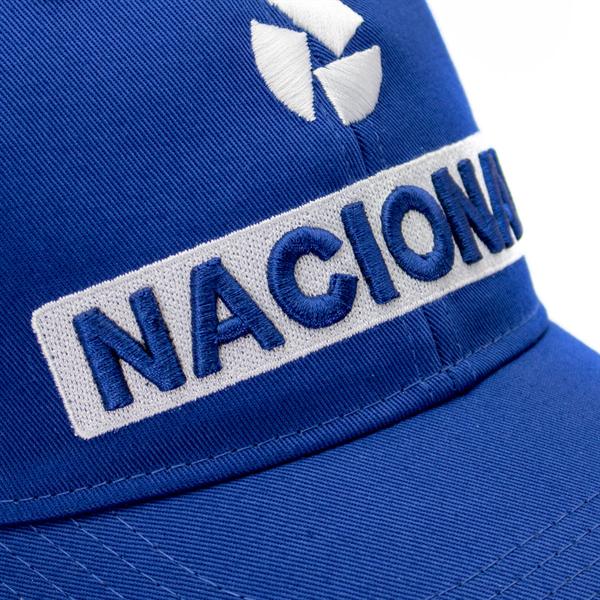 Šiltovka Ayrton Senna Nacional Embroided