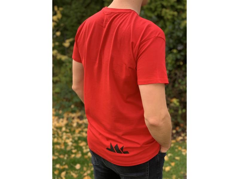 Josef Král tričko červené