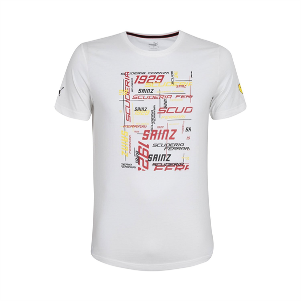 Tričko Scuderia Ferrari Sainz