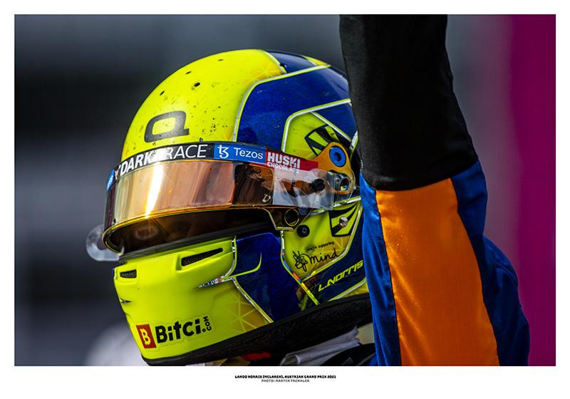 Set plagátov Leclerc, Hamilton, Verstappen, Norris