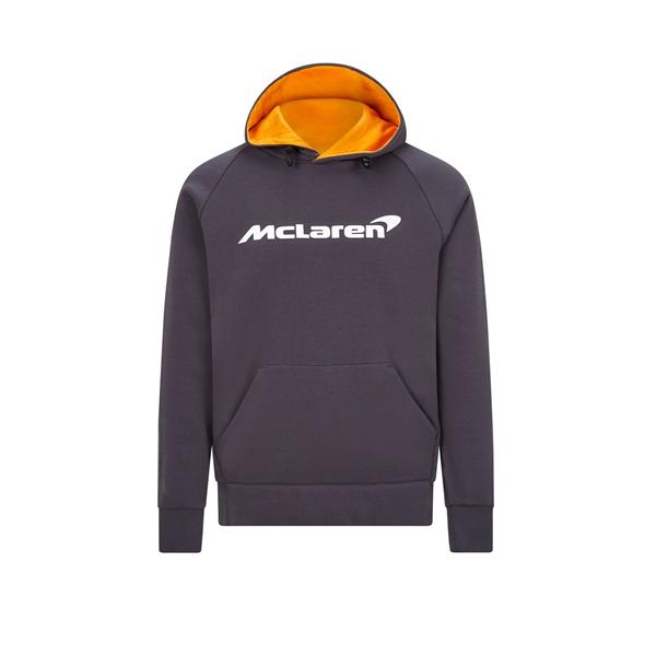 Mikina McLaren šedá