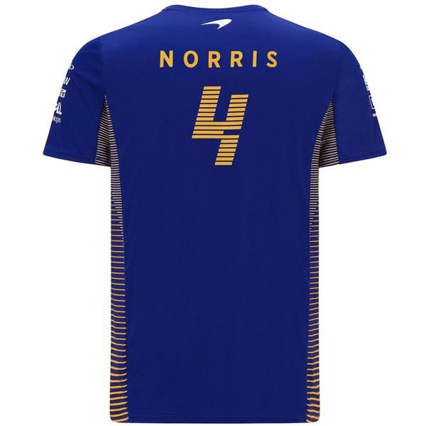 Tímové tričko McLAREN NORRIS