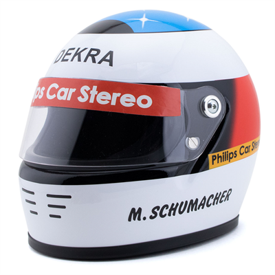 Helma Michael Schumacher prvé preteky 1992