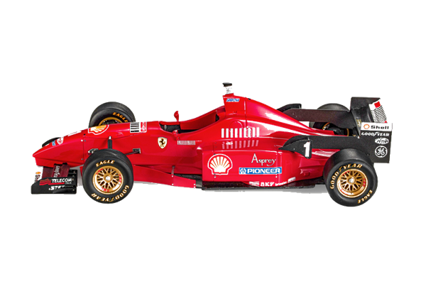 GP REPLICAS MODEL  Scuderia Ferrari F1 F1310 Michael Schumacher