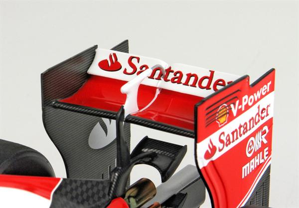 BBR ModeL Scuderia Ferrari SF16-H Kimi