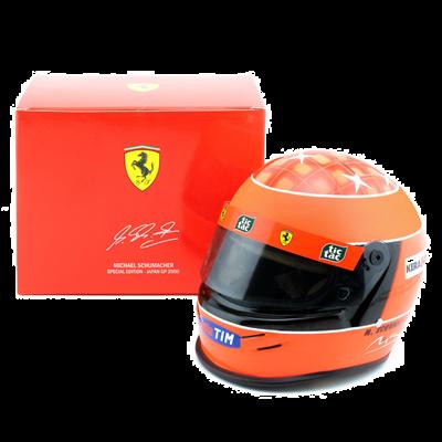 Helma Michael Schumacher Scuderia Ferrari 1:2