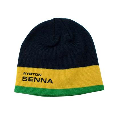 Zimná čiapka Ayrton Senna