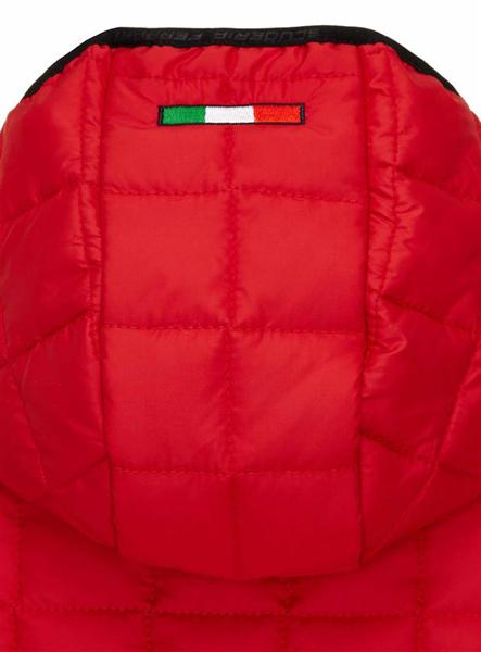 Dámska vetrovka Scuderia Ferrari červená
