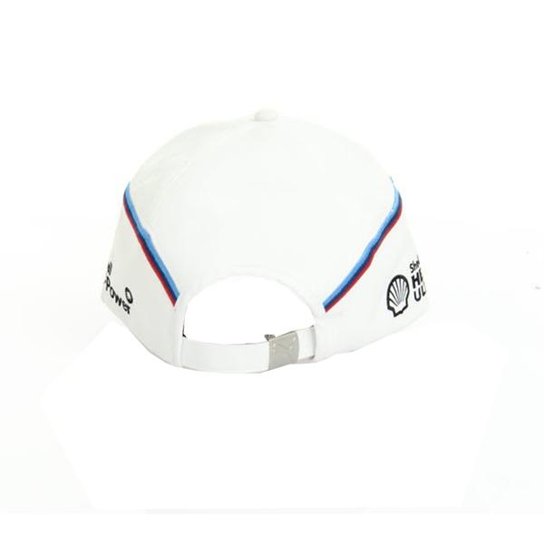 Tímova šiltovka BMW Motorsport Biela