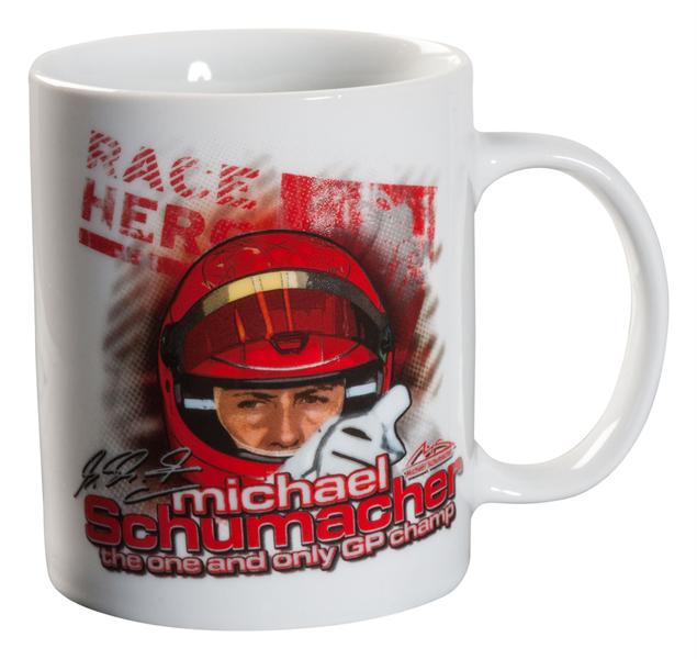 Hrnček Michael Schumacher