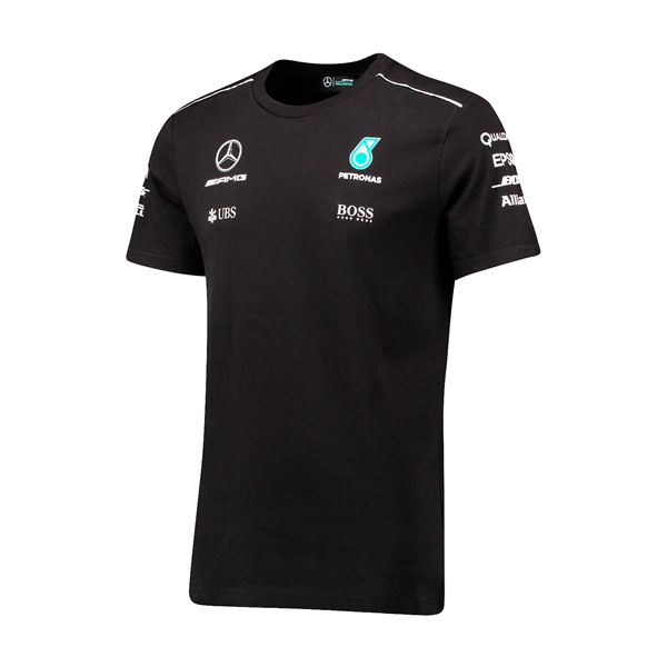 Tímove Tričko Mercedes GP