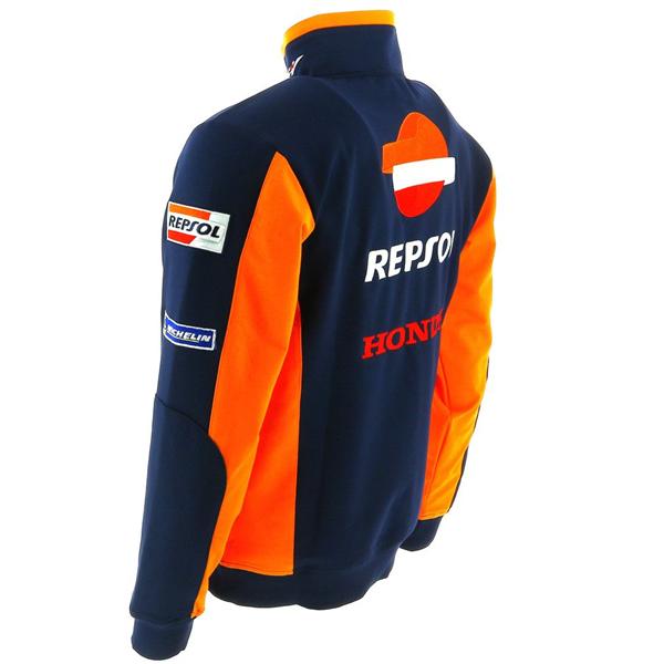 Tímova Mikina  Honda HRC Repsol