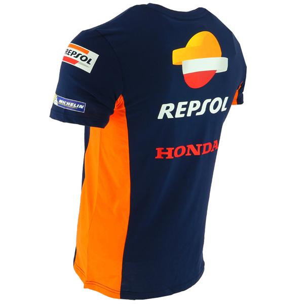 Tímove tričko Honda HRC Repsol