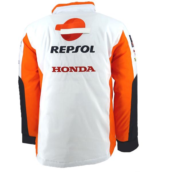 Zimná Vetrovka Honda Repsol