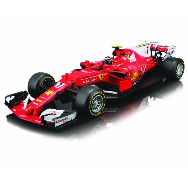 Model Scuderia Ferrari Kimi Raikkonen SF70H 2017