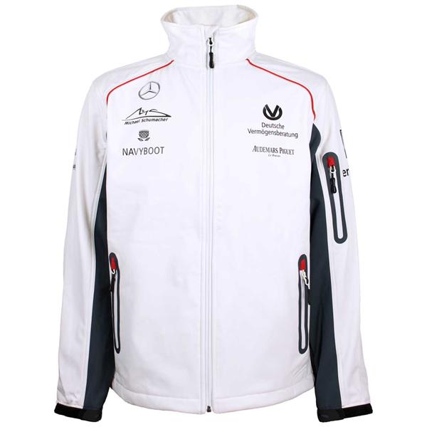 Vetrovka Michael Schumacher