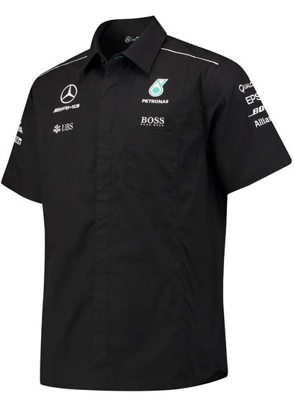 Košeľa AMG Mercedes Petronas