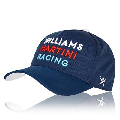 Šiltovka Williams Martini Mercedes.