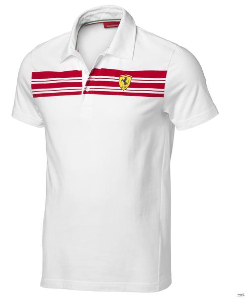 Pánska Polo Košeľa Scuderia Ferrari