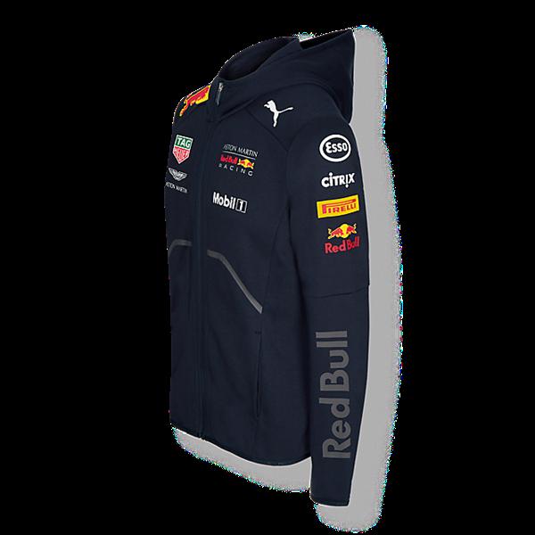 Tímová Mikina Aston Martin Red Bull Racing