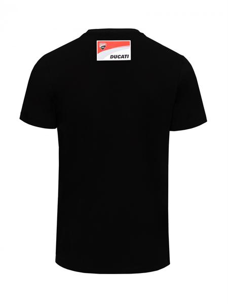 Tričko Ducati Corse čierne