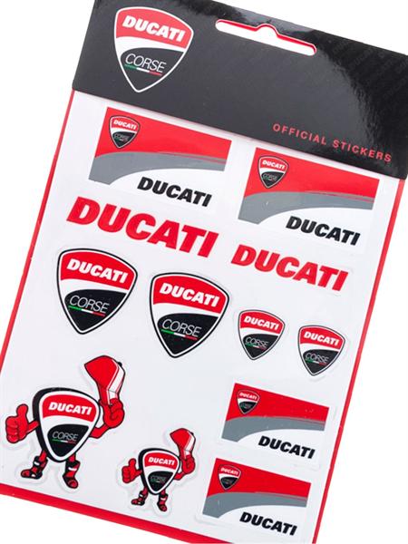 Samolepky Ducati