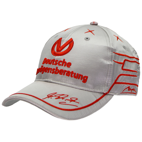Šiltovka Michael Schumacher DVAG Driver Cap 2011